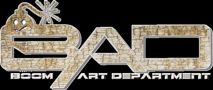 BOOM ART DEPARTMENT