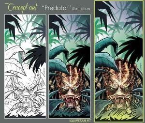 Predator -Egle