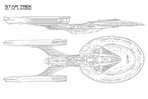 Startrek_design KEVIN ENHART _Enterprise E1 a